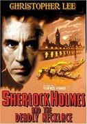 Poster k filmu  Sherlock Holmes a náhrdelník smrti