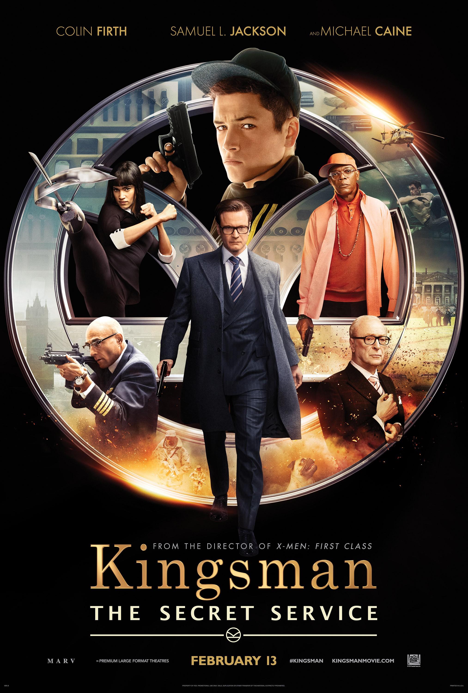 Kingsman: The Secret Service - British spy action comedy film 2014 159370392_a6afd1