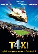 Cover k filmu Taxi 4 (2007)