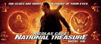 Poster k filmu Lovci pokladů