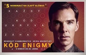 Poster k filmu Kód Enigmy