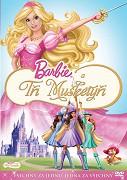 Spustit online film zdarma Barbie a Tři Mušketýři