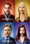 Poster k filmu        Mortdecai: Grandiózní případ