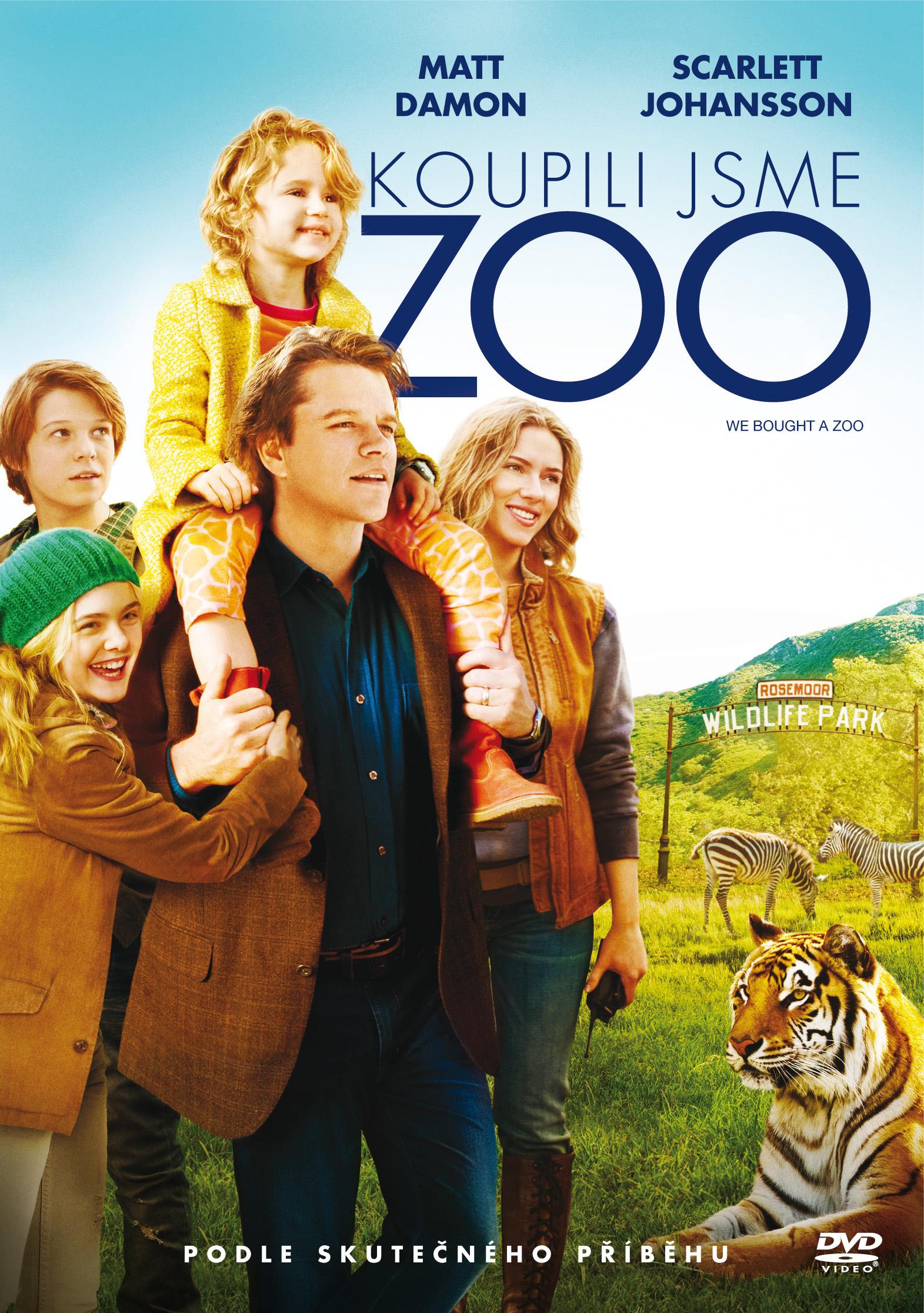 Spustit online film zdarma Koupili jsme ZOO