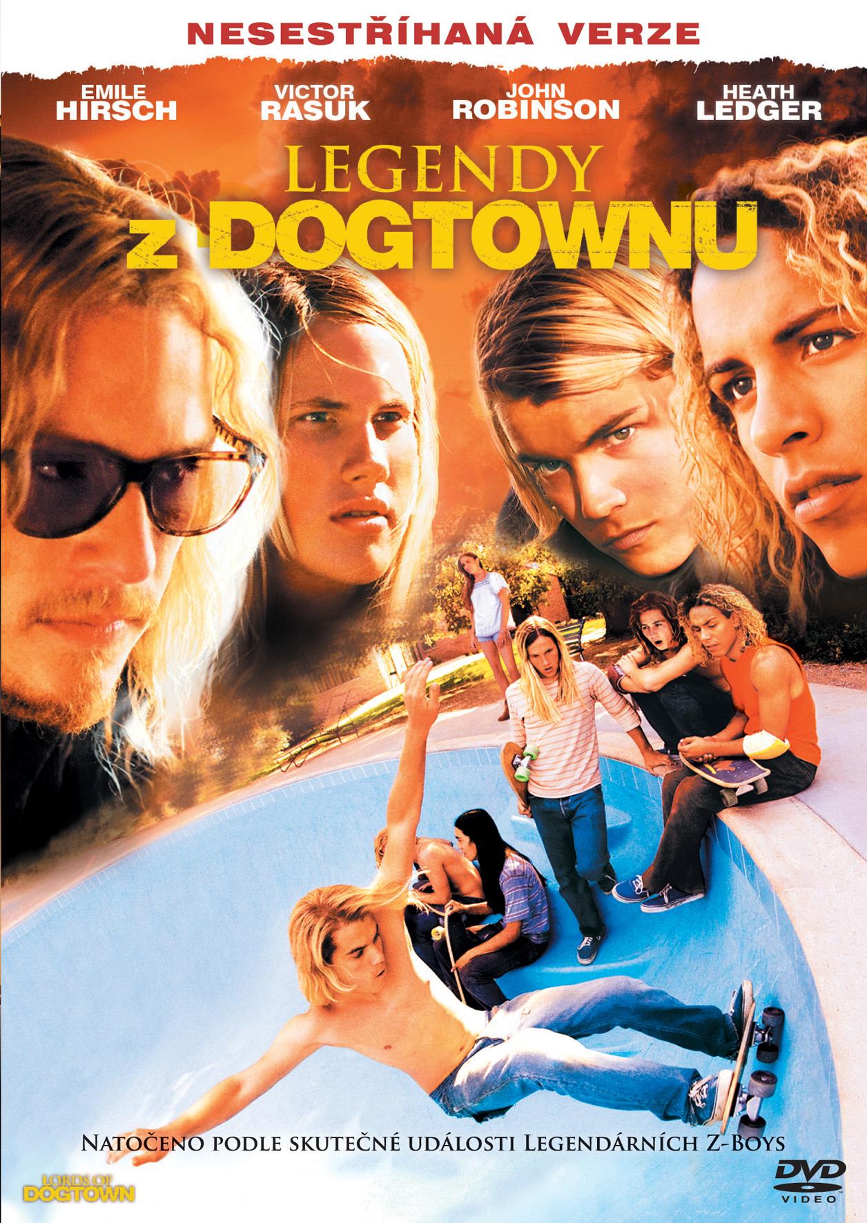 Spustit online film zdarma Legendy z Dogtownu