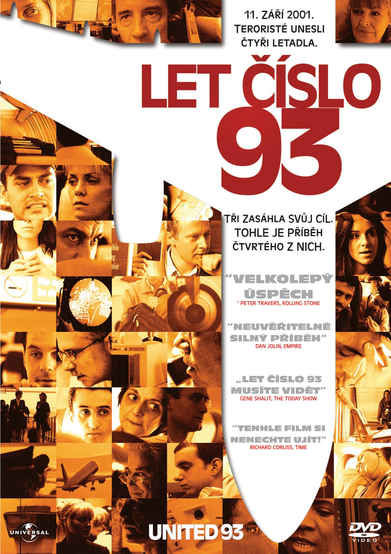 Spustit online film zdarma Let číslo 93
