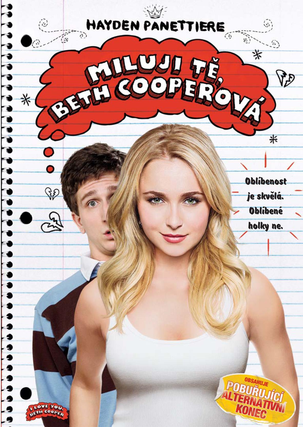 Spustit online film zdarma Miluji tě, Beth Cooperová