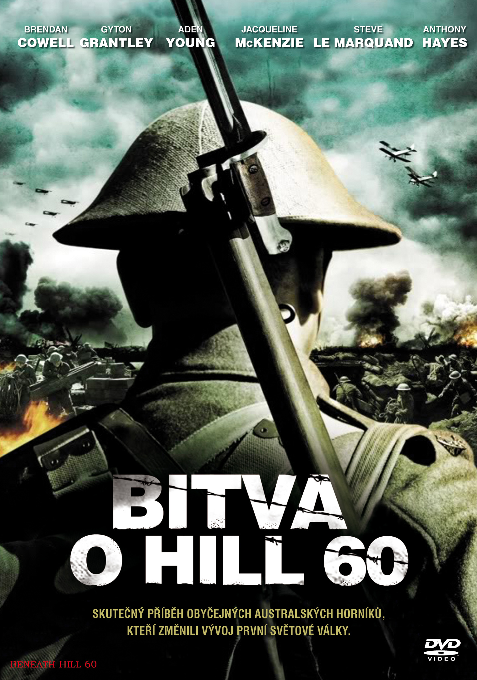 Spustit online film zdarma Bitva o Hill 60