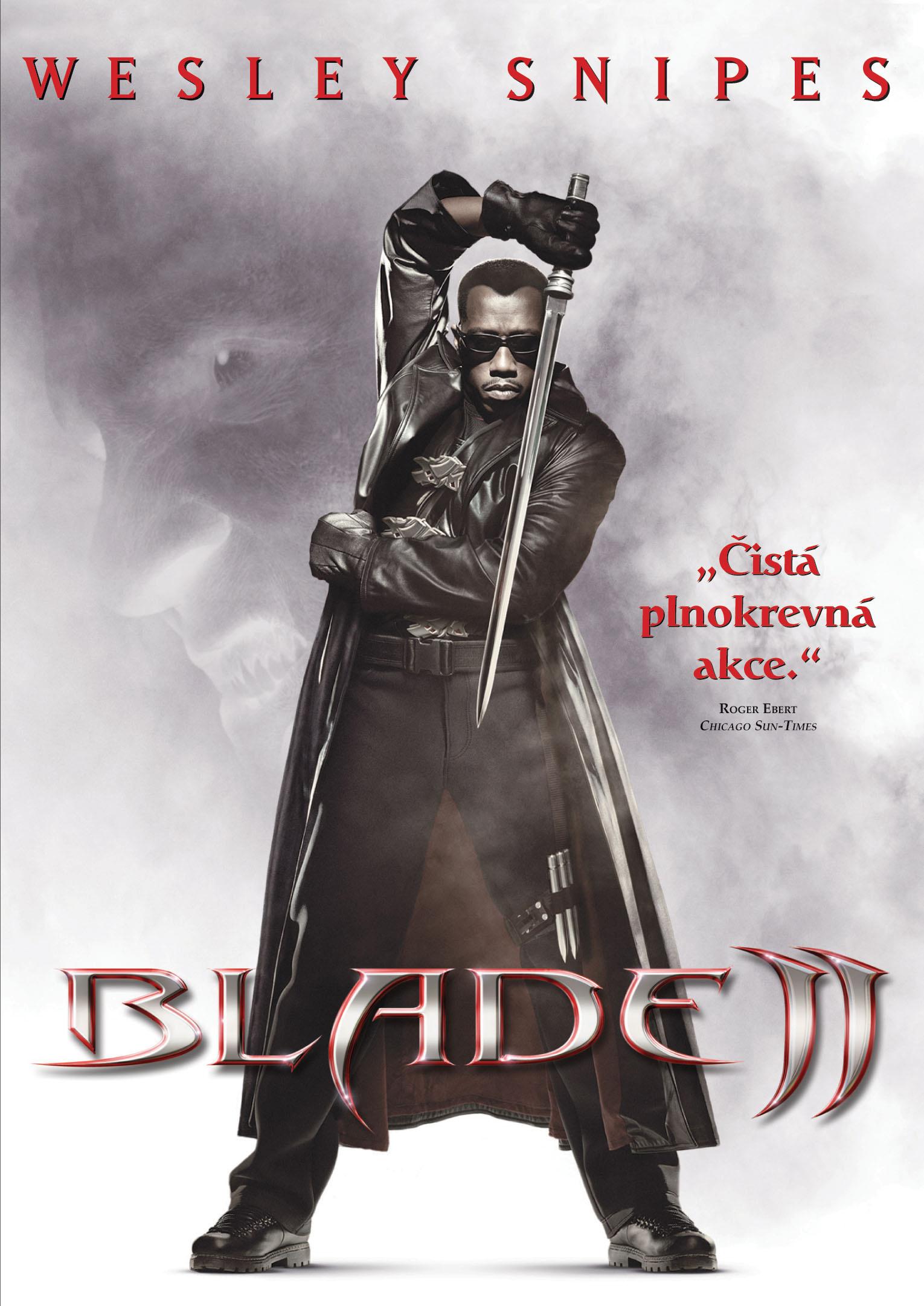 Spustit online film zdarma Blade 2