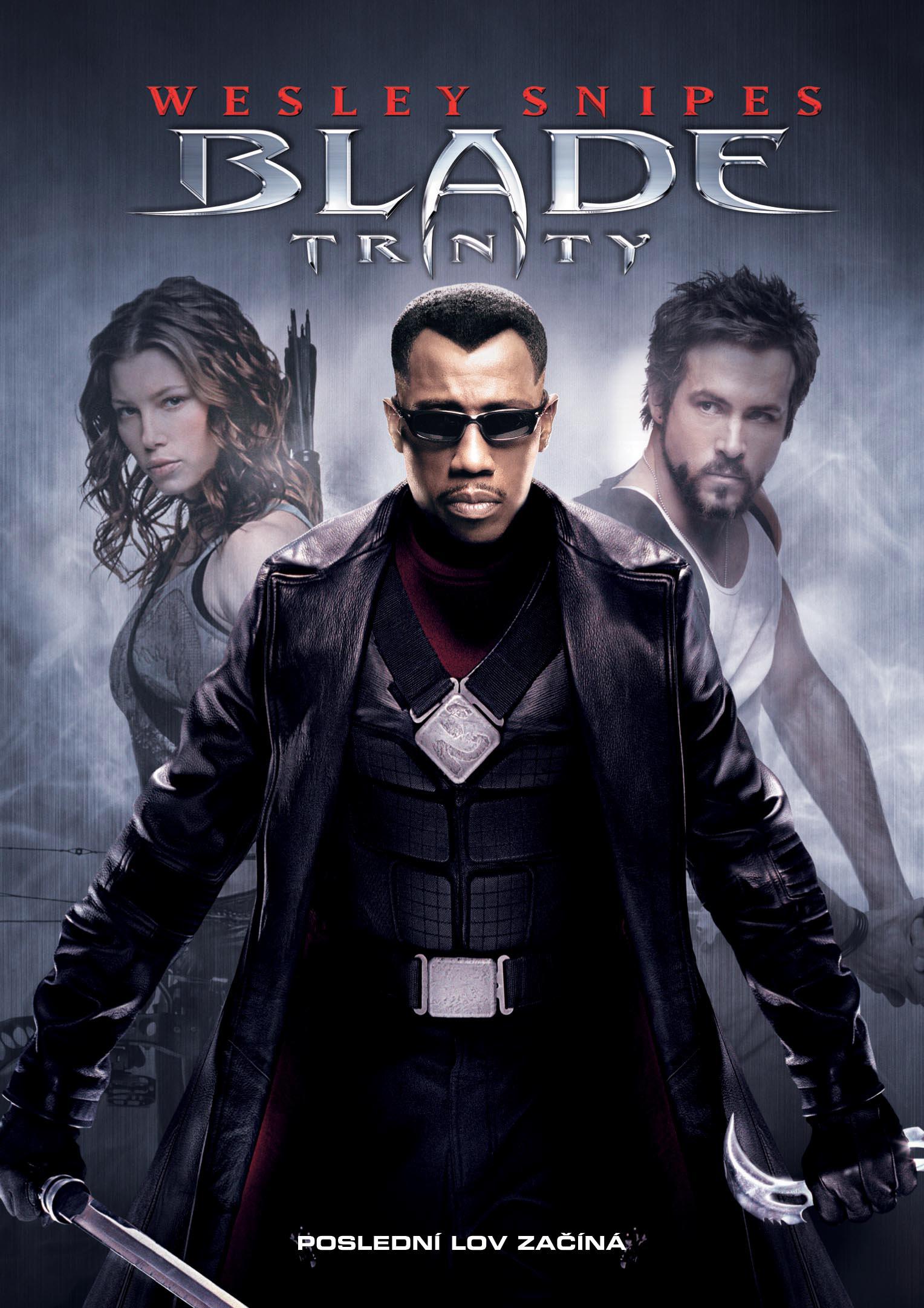Spustit online film zdarma Blade: Trinity