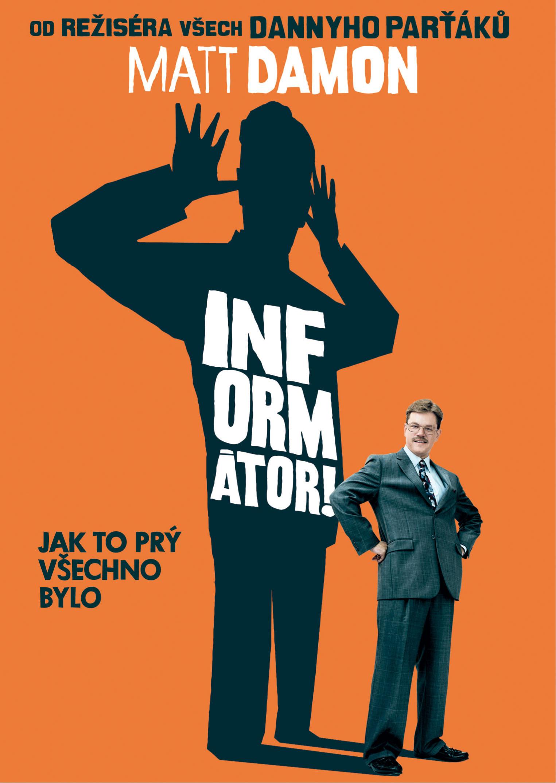 Spustit online film zdarma Informátor!