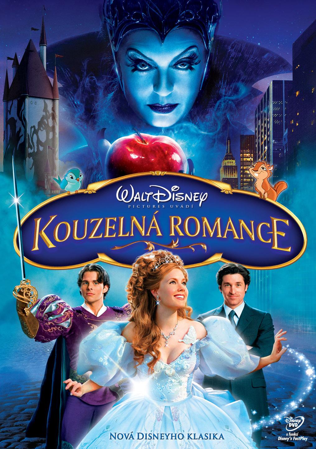 Spustit online film zdarma Kouzelná romance