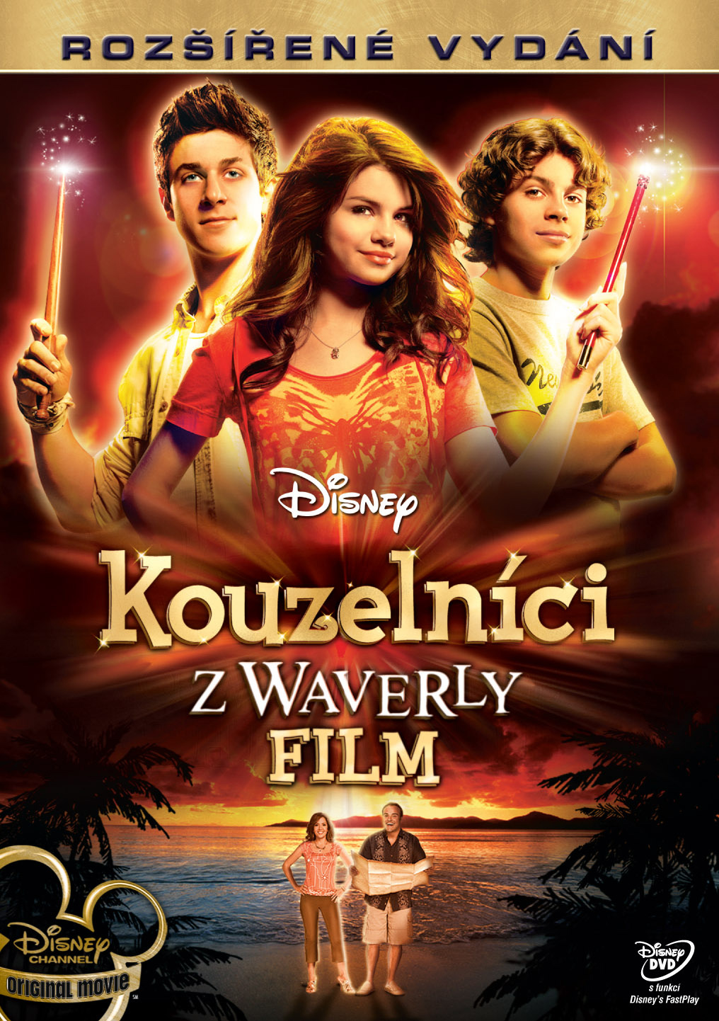 Spustit online film zdarma Wizards of Waverly Place: The Movie