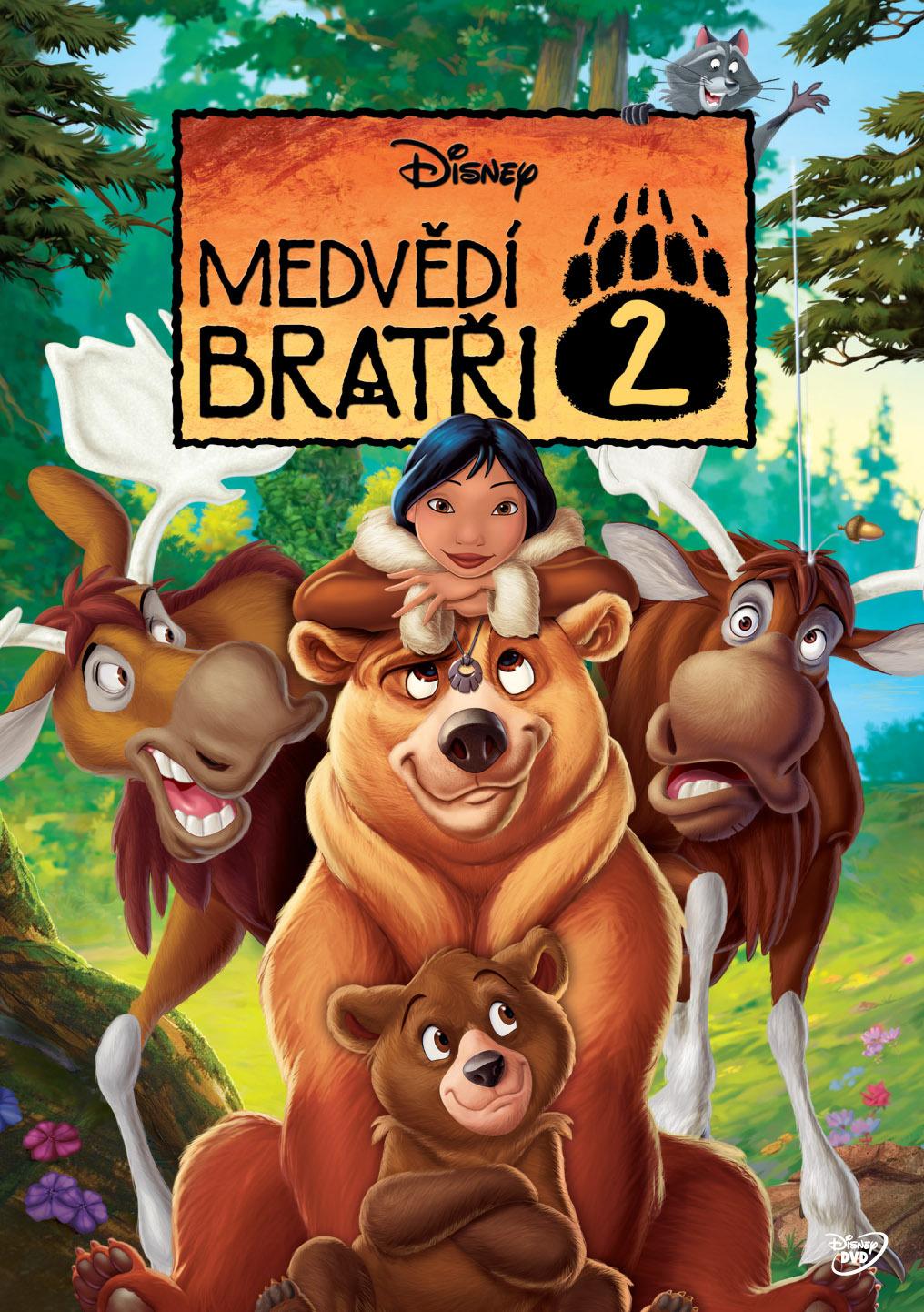 Spustit online film zdarma Medvědí bratři 2