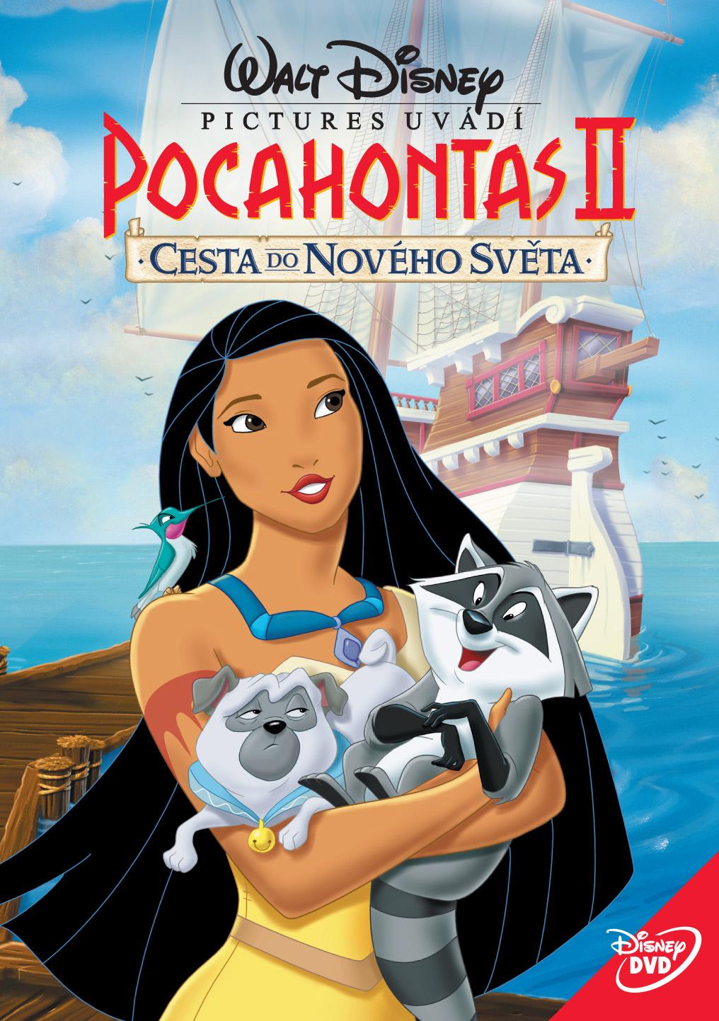 Spustit online film zdarma Pocahontas 2: Cesta domů / Pocahontas II: Cesta do Nového světa