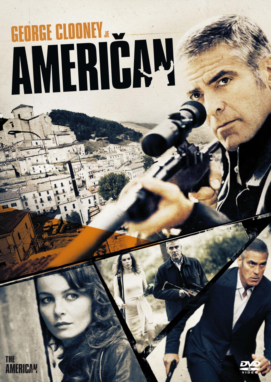 Spustit online film zdarma Američan