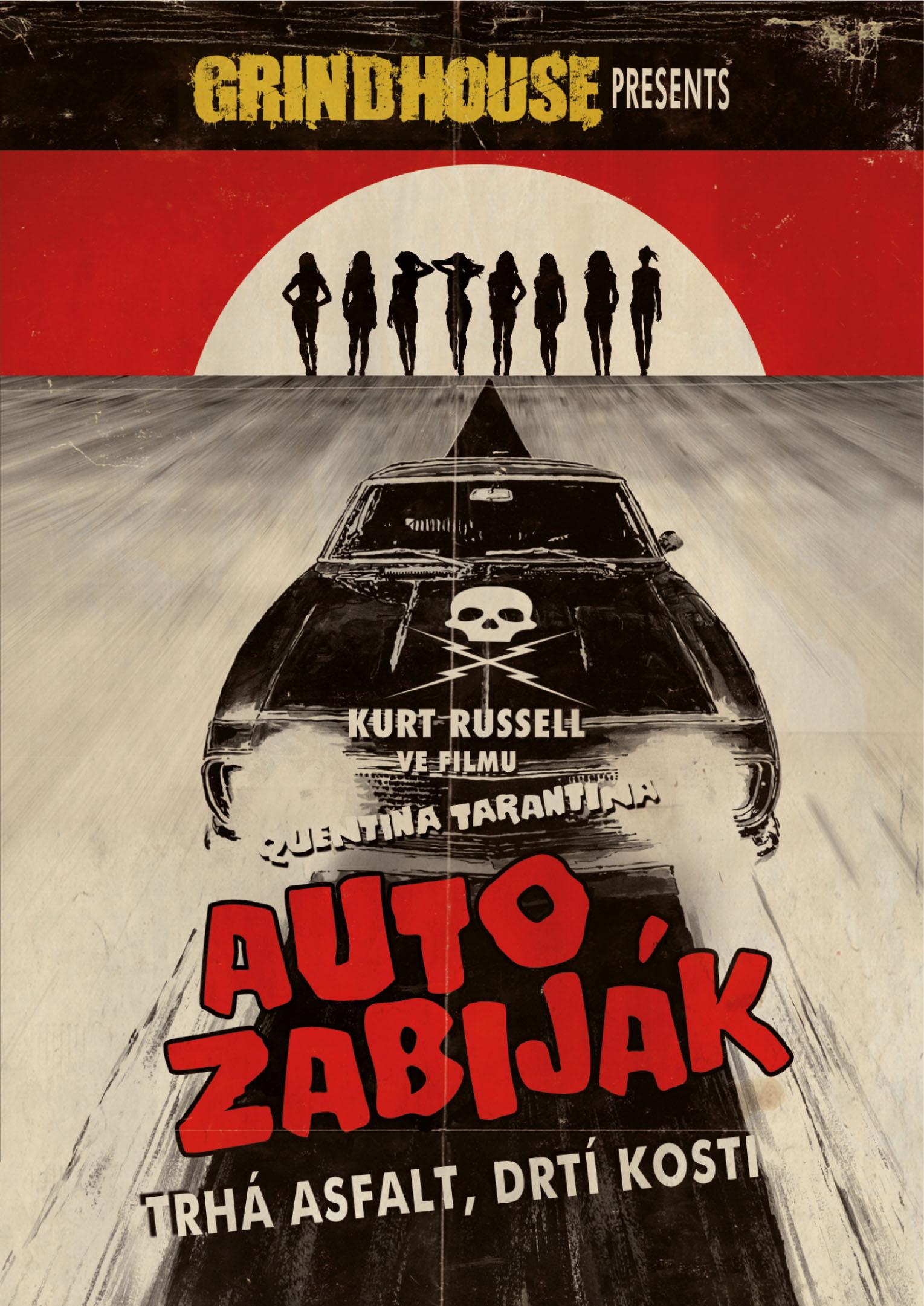 Spustit online film zdarma Grindhouse: Auto zabiják