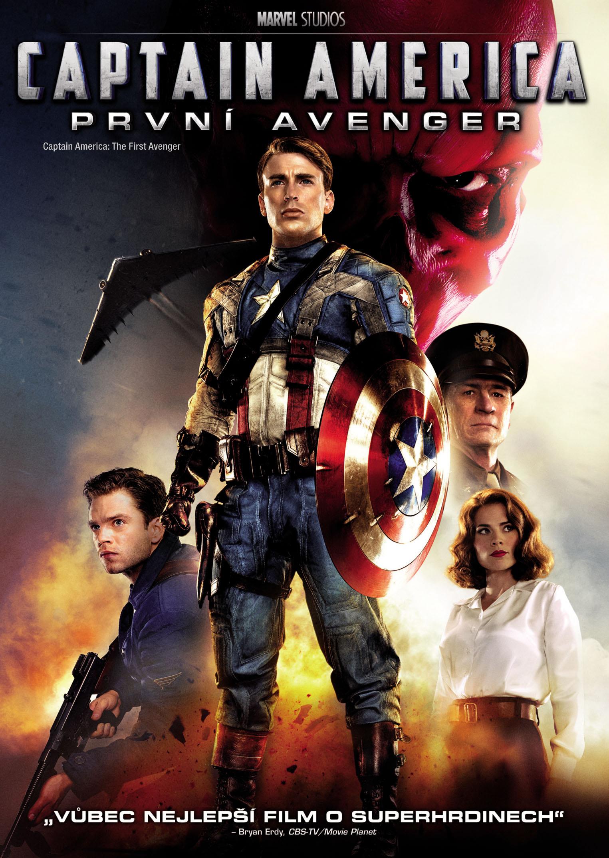 Spustit online film zdarma Captain America: První Avenger