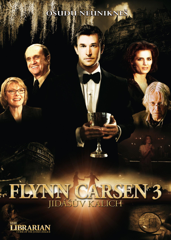 Spustit online film zdarma Flynn Carson: Kletba Jidášova kalichu / Flynn Carsen 3: Jidášův kalich