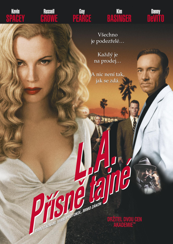 Spustit online film zdarma L. A. - přísně tajné