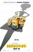 Poster k filmu<br /> Mimoni</p> <p>