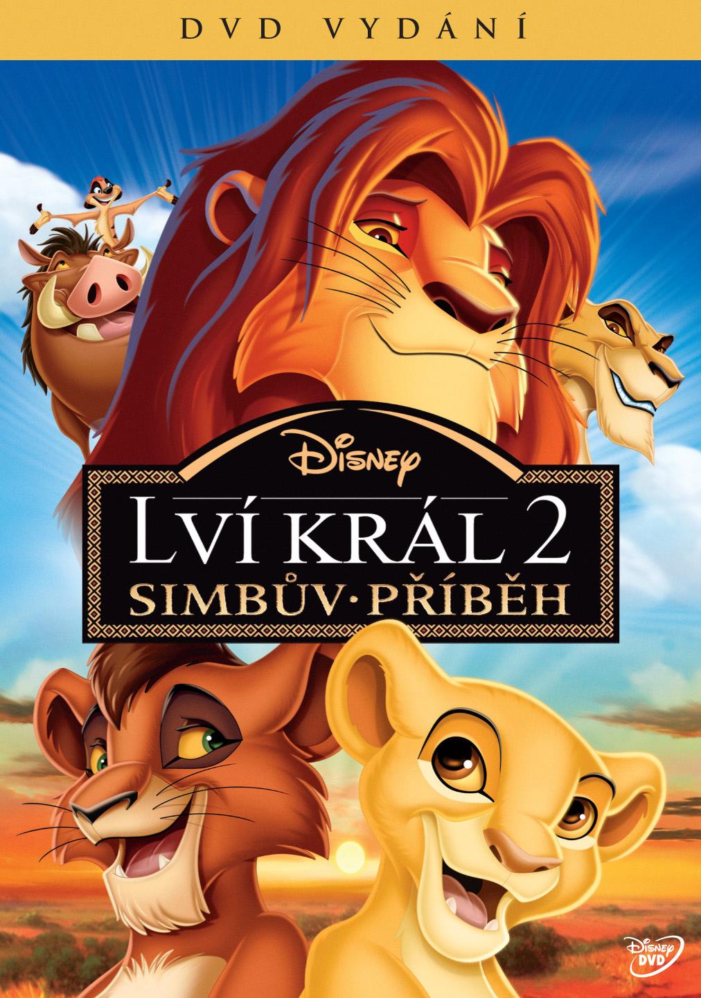 Spustit online film zdarma Lví král 2: Simbův příběh