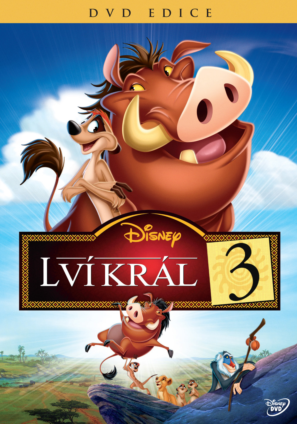 Spustit online film zdarma Lví král 3: Hakuna Matata