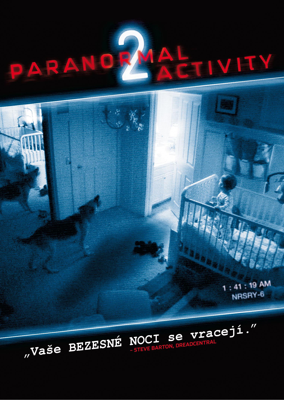 Spustit online film zdarma Paranormal Activity 2