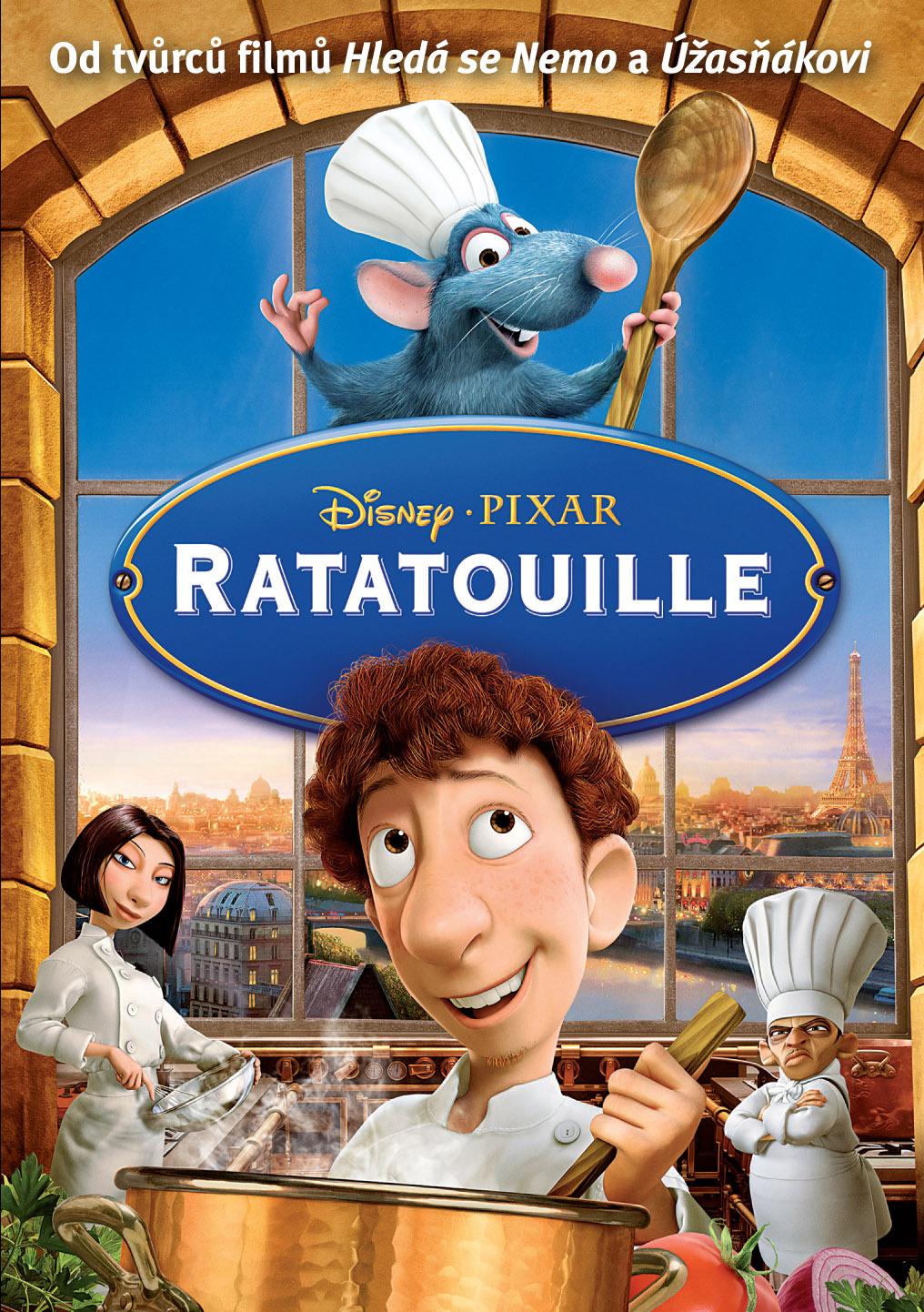 Spustit online film zdarma Ratatouille