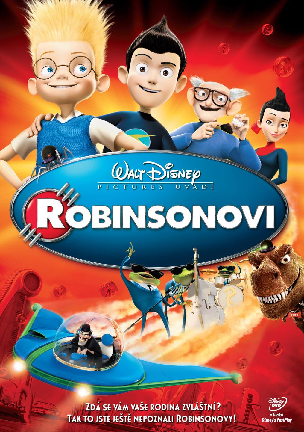 Spustit online film zdarma Robinsonovi