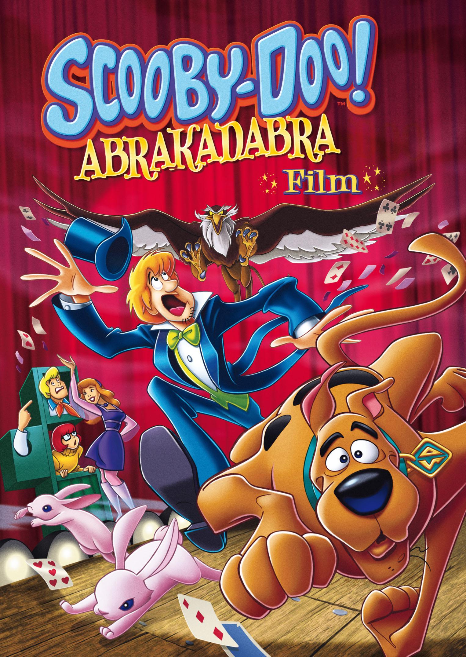 Spustit online film zdarma Scooby-Doo: Abrakadabra!