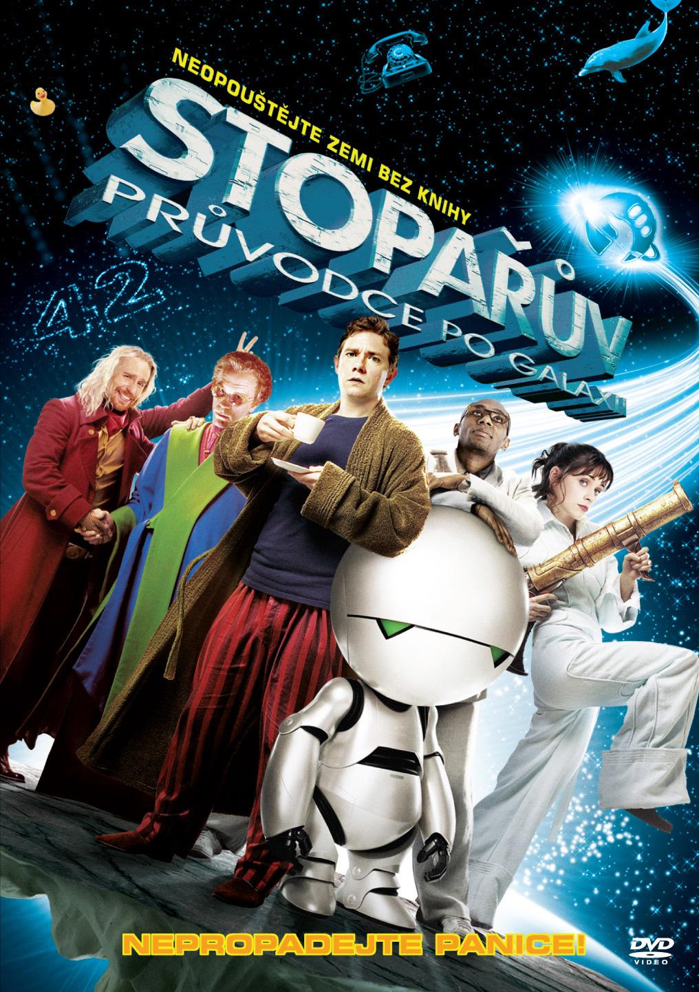 Spustit online film zdarma Stopařův průvodce po Galaxii