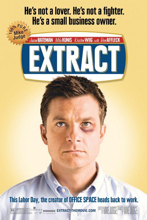 Spustit online film zdarma Extract