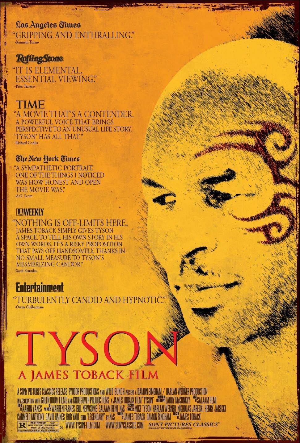 Spustit online film zdarma Tyson