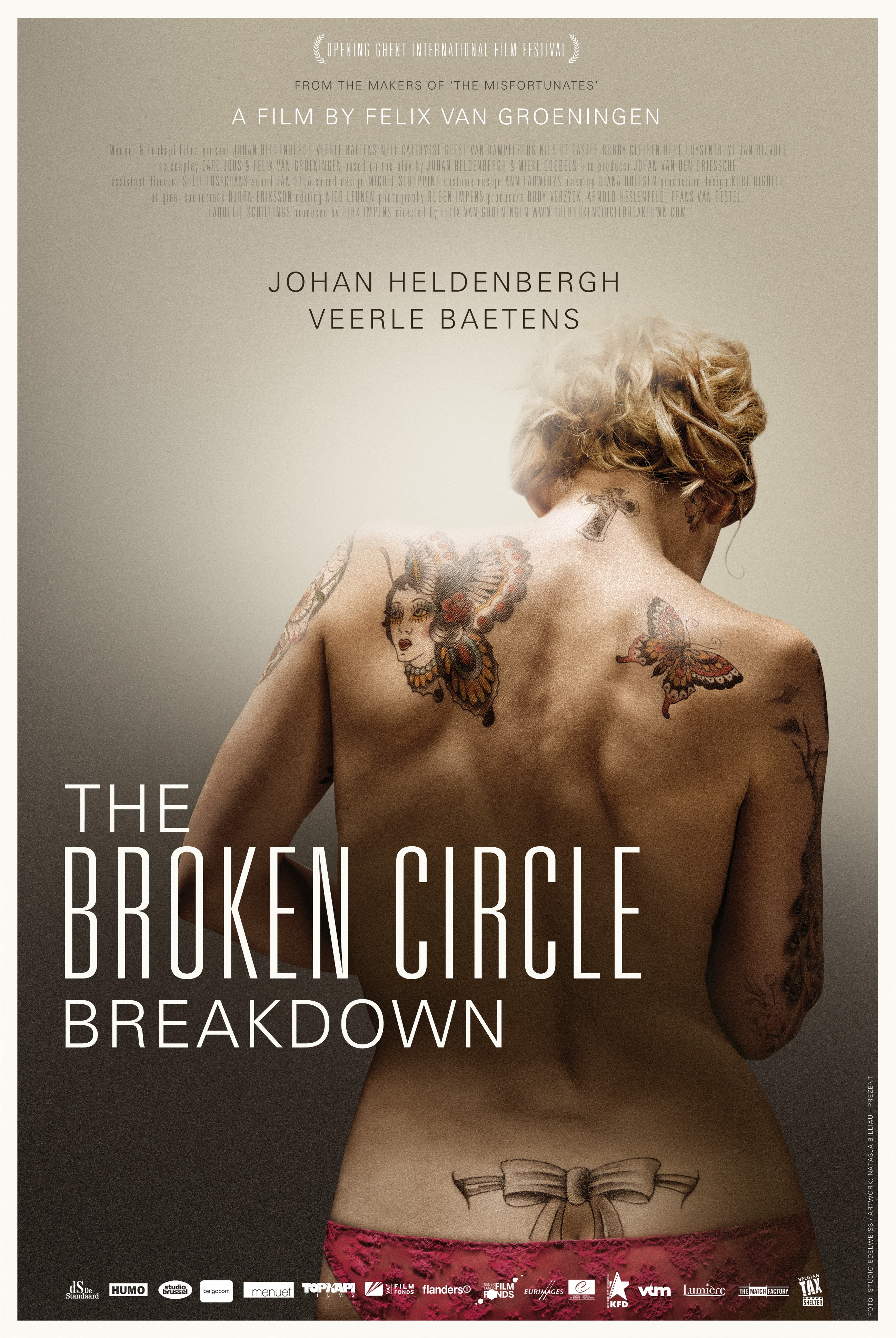 Spustit online film zdarma Přerušený kruh