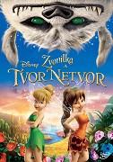 Poster k filmu  Zvonilka a tvor Netvor (video film)