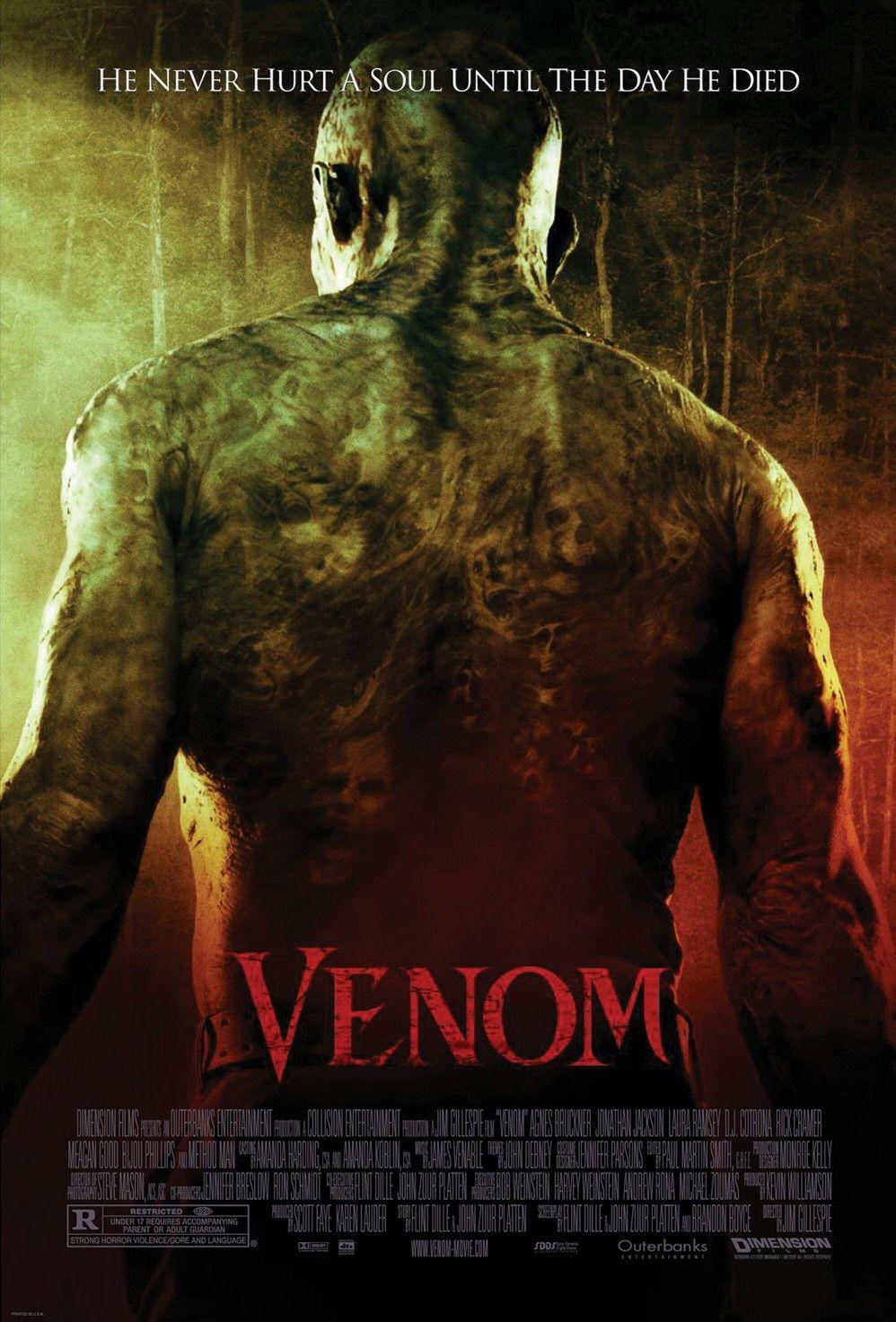 Spustit online film zdarma Venom