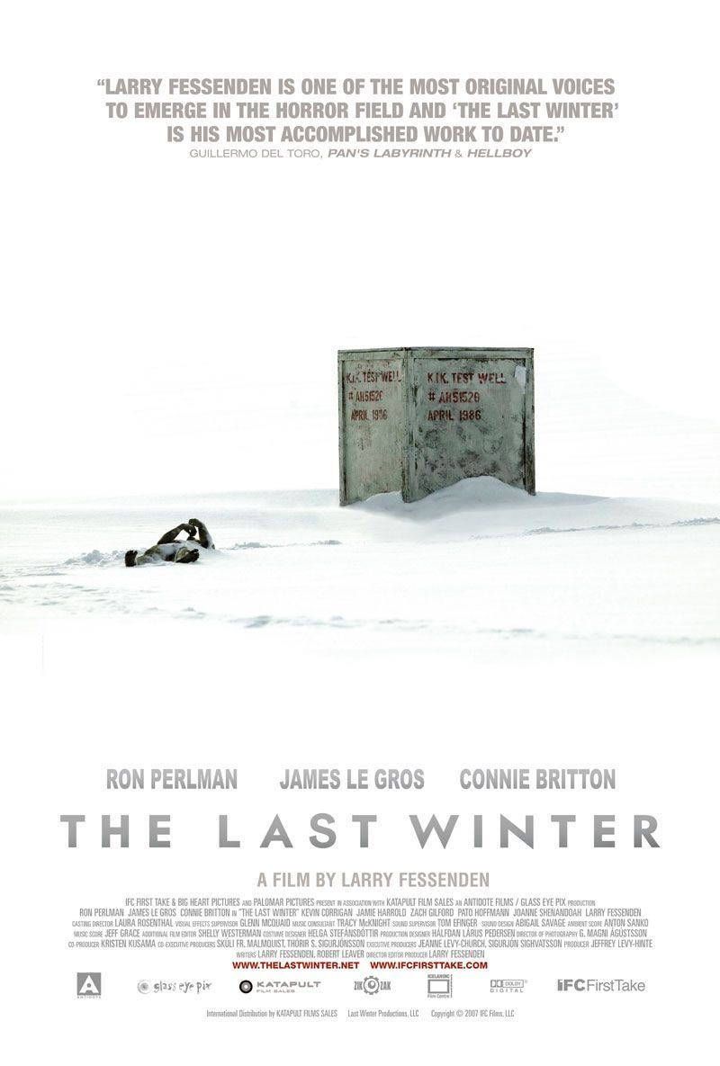 Spustit online film zdarma Last Winter, The