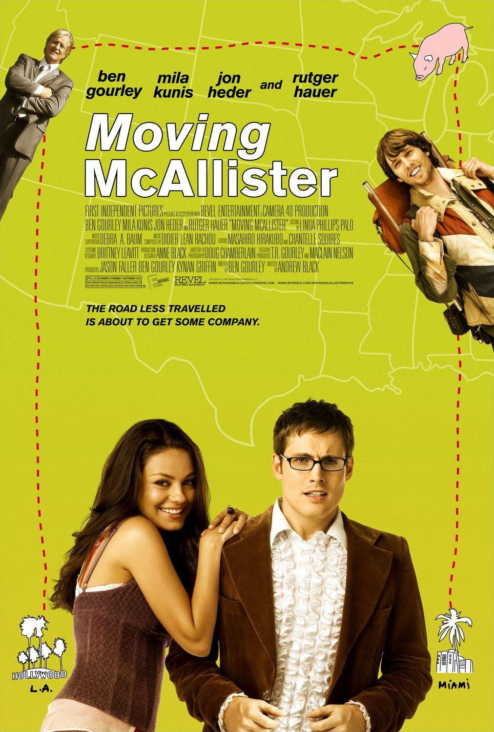Spustit online film zdarma Stěhování pana McAlllistera