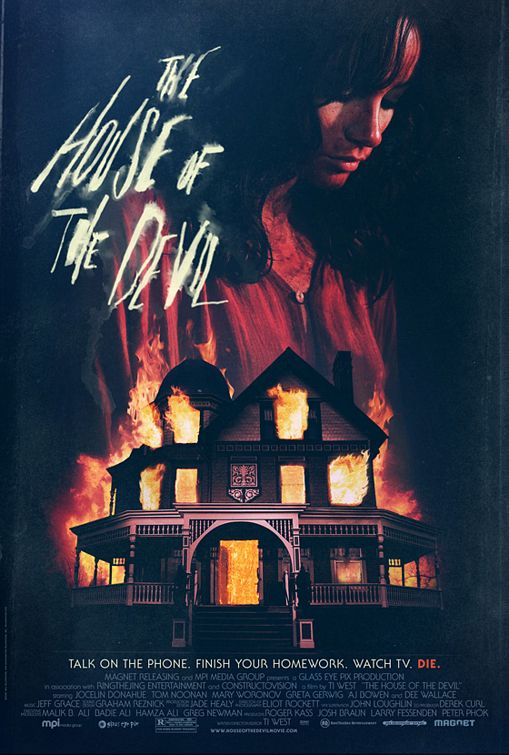 Spustit online film zdarma House of the Devil, The