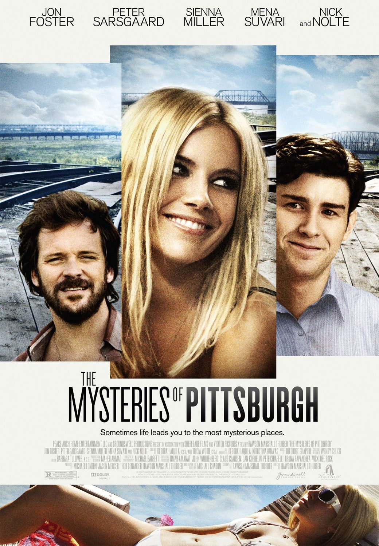 Spustit online film zdarma Záhady Pittsburghu