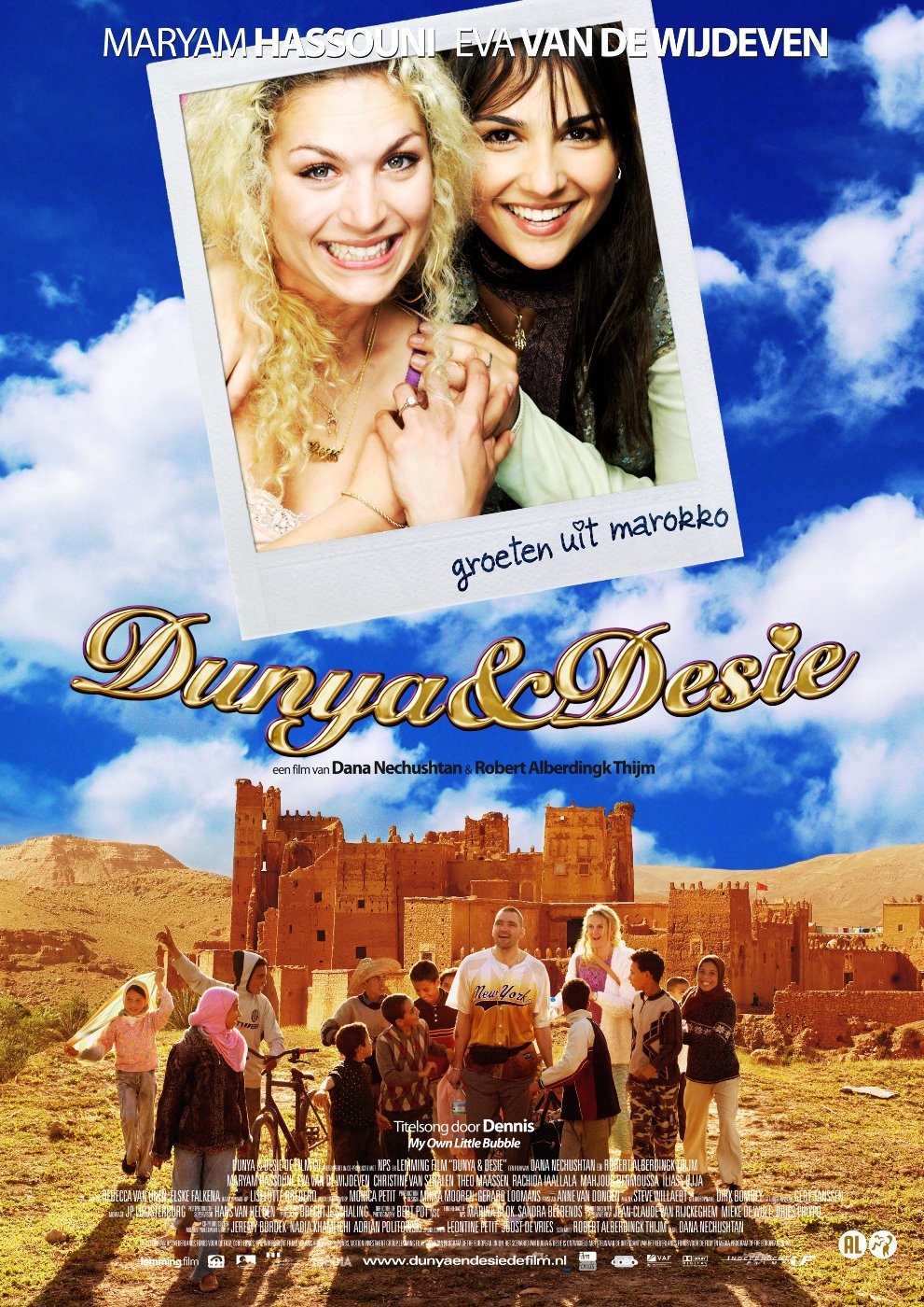 Spustit online film zdarma Dunya a Desie v Maroku