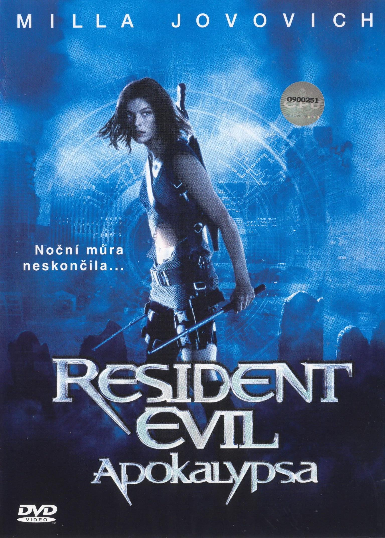 Spustit online film zdarma Resident Evil: Apokalypsa