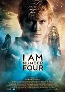 Poster undefined  Jsem číslo čtyři