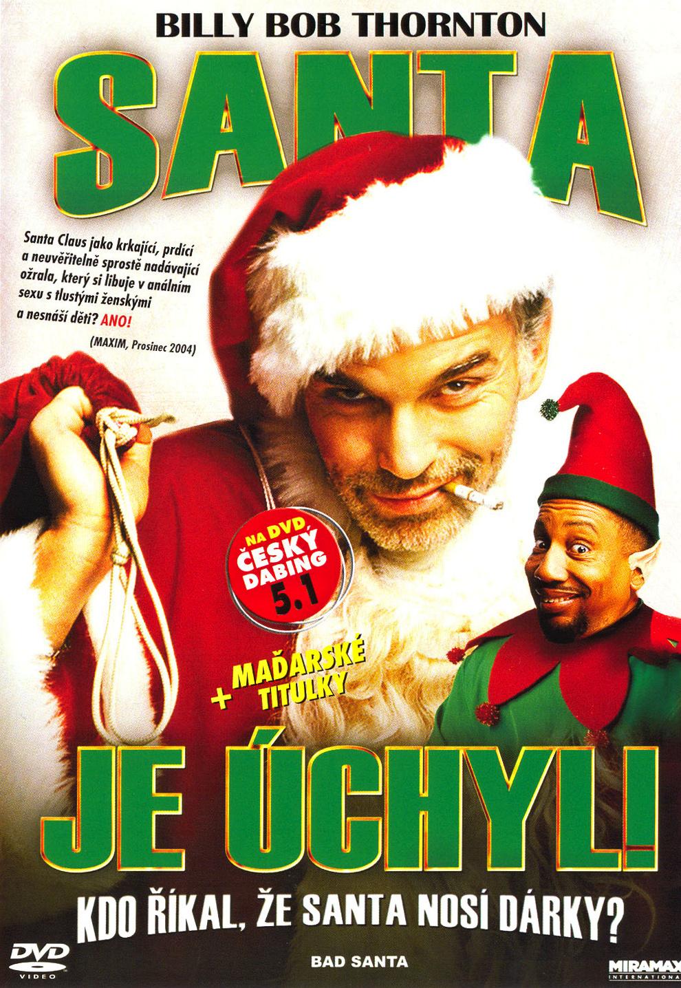 Spustit online film zdarma Santa je úchyl!