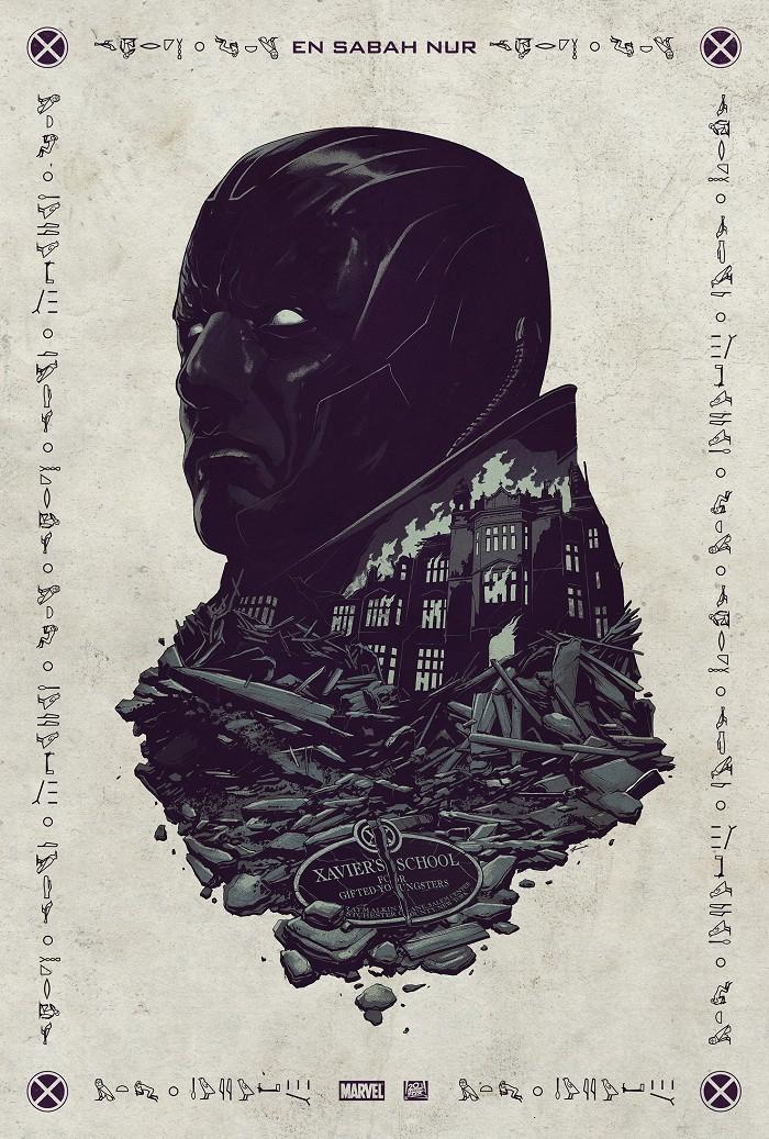 X-Men: Apokalypsa 2D