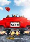 Poster k filmu  Alvin a Chipmunkové: Čiperná jízda