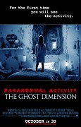 Poster undefined Paranormal Activity: The Ghost Dimension