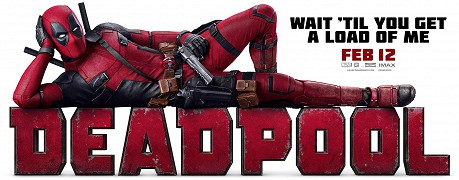 Poster undefined          Deadpool