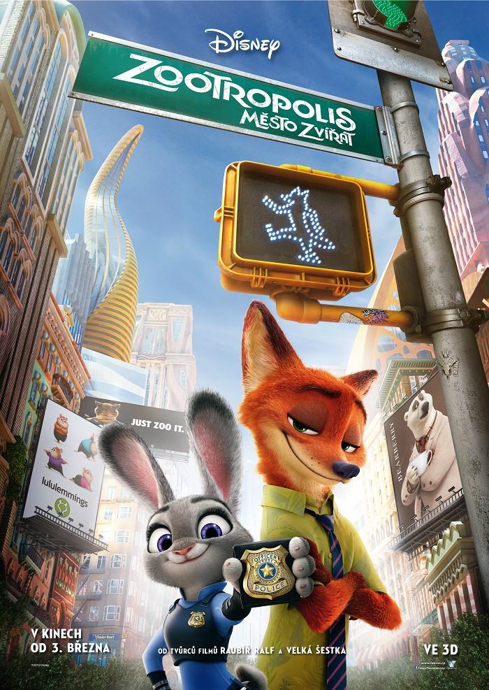 Zootropolis: Město zvířat 2D